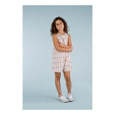 tinycottons Combi-Short Grands Carreaux-listing