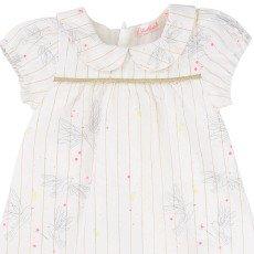 Billieblush Striped Poplin Dress + Culottes-listing