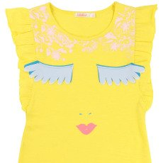 Billieblush Vestido Volantes Cara-listing
