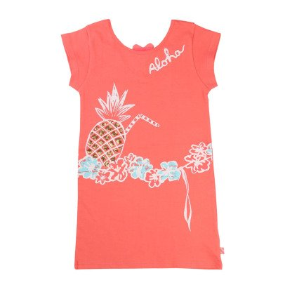 Billieblush Vestido Camiseta Hawai-listing
