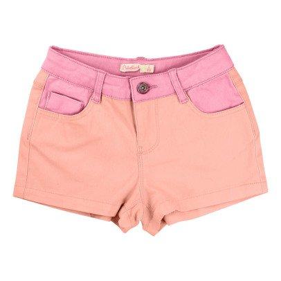 Billieblush Short 5 Poches Bicolore-listing