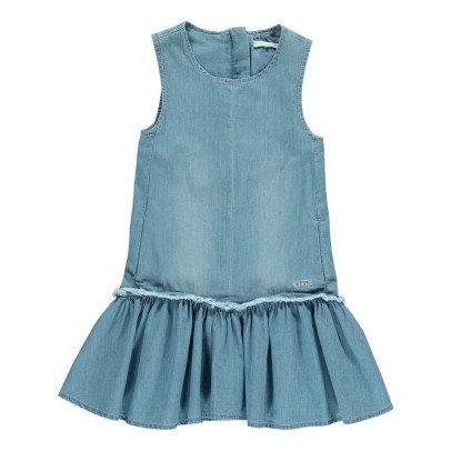 Chloé Vestito Plissé-listing