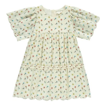 Chloé Flower Embroidered Dress-product