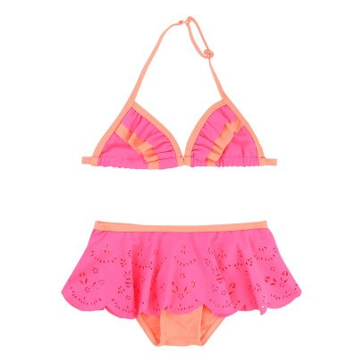 Billieblush Bikini Volants Ajourés-listing