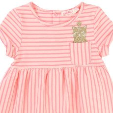Billieblush Cat Striped Dress-listing