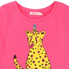 Billieblush T-Shirt Guépard-listing