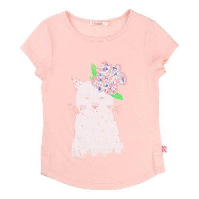Billieblush Camiseta Gato Flores-listing