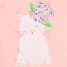 Billieblush T-Shirt Chat Fleurs-listing