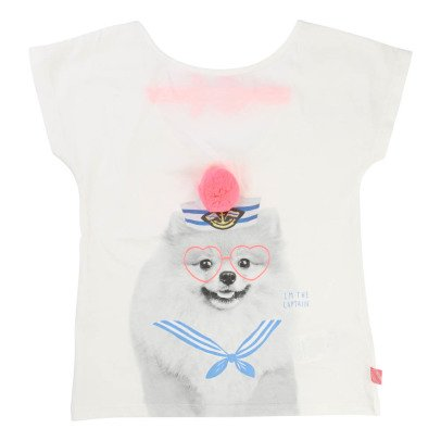 Billieblush Camiseta Perro Capitán-listing