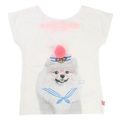 Billieblush T-Shirt Chien Capitaine-listing