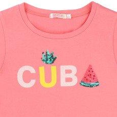 Billieblush Camiseta Lentejuelas CUBA-listing