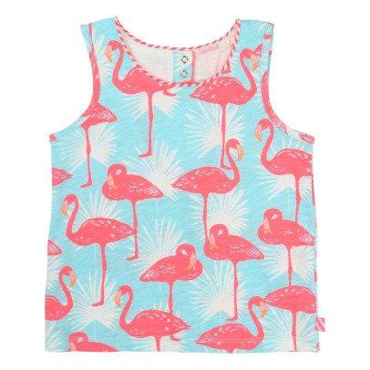Billieblush Camiseta Flamencos Rosa-listing