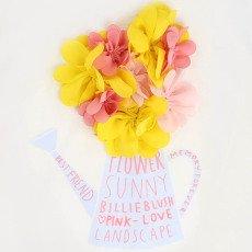 Billieblush T-Shirt Fleurs-listing