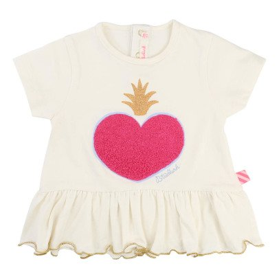 Billieblush T-shirt Cuore -listing