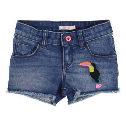 Billieblush Pelican Embroidered Shorts-listing
