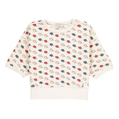 Indee Sweatshirt Cropped Ice Cream Argano-listing