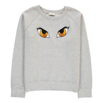 Indee Sweatshirt Augen Asia -listing