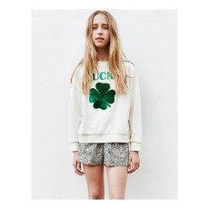 Indee Sweatshirt aus Samt -listing