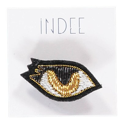 Indee Eye Brooch-listing