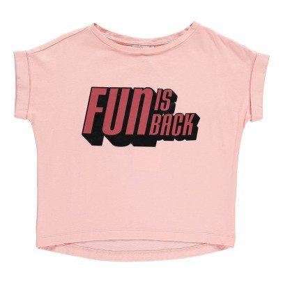 "Indee Camiseta Oversize ""Fun is back"" Atollo-listing"