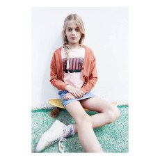 "Indee Atollo ""Fun is Back"" Oversized T-Shirt-product"