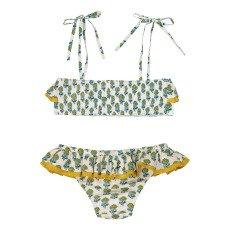 Lison Paris Bikini Bandeau Estampado Poppy-listing