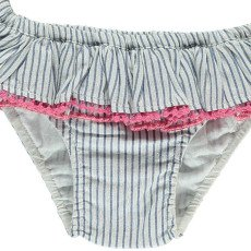Lison Paris Alabama Striped Swimming Bottoms-listing