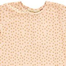 Soft Gallery Pijama Algodón Biológico Camiseta + Short Lunares Nisha-listing