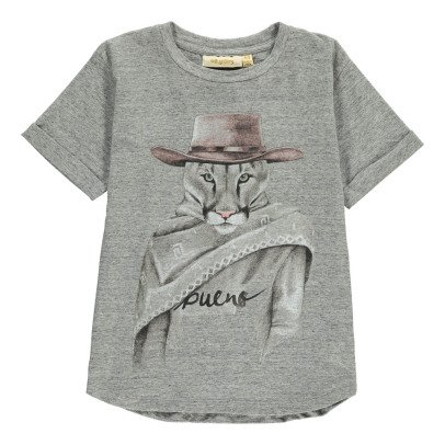 Soft Gallery T-Shirt Gepard Norman -listing