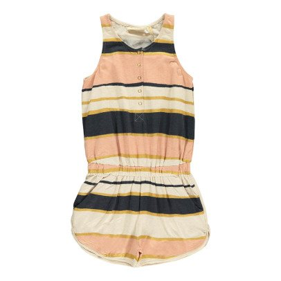 Soft Gallery Athena Striped Playsuit-listing
