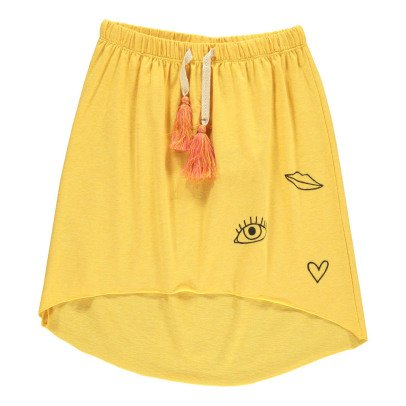 Soft Gallery Maze Jersey Skirt-listing