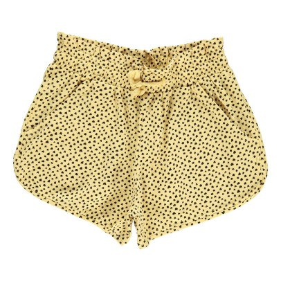 Soft Gallery Cera Heart Organic Cotton Shorts-listing