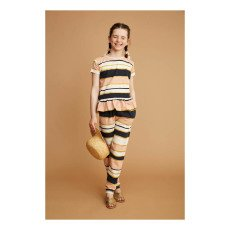 Soft Gallery Dee Striped Trousers-listing