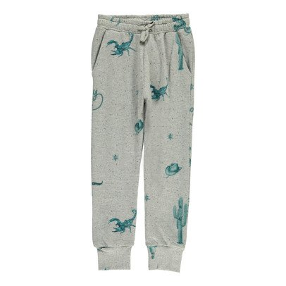 Soft Gallery Jules Cowboy Flecked Jogging Bottoms-listing