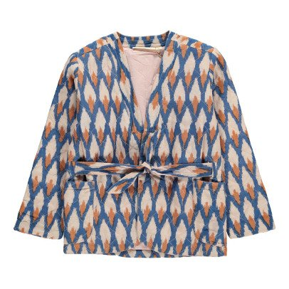 Soft Gallery Ellis Ikat Quilted Jacket-listing