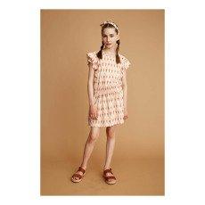 Soft Gallery Suzy Ikat Diamond Dress-listing