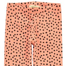 Soft Gallery Legging Coton Bio Pois Paula-listing