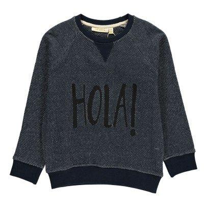 "Soft Gallery Felpa Piqué ""Hola!""-listing"