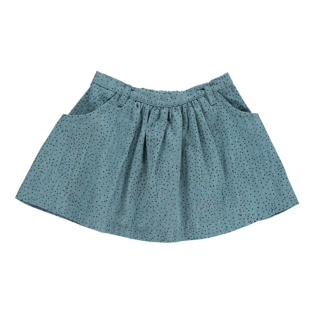 Lola Polka Dot Skirt-product
