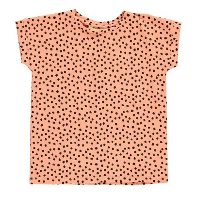 Soft Gallery Raja Polka Dot Organic Cotton T-Shirt-listing