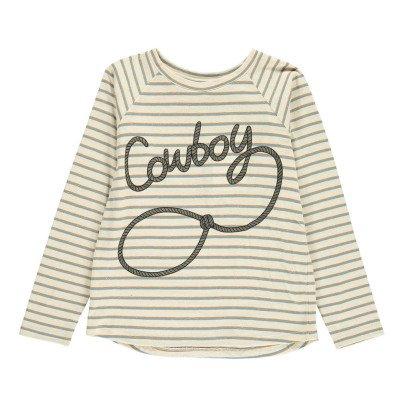 """Soft Gallery T-Shirt Rayé """"Cowboy"""" Viggo-listing"""