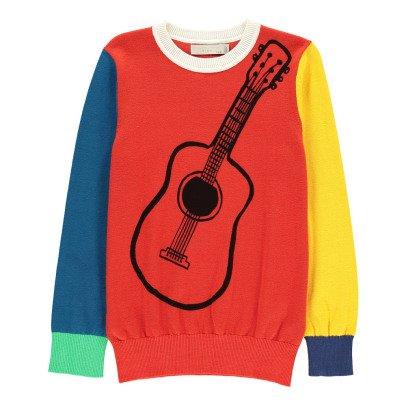 Stella McCartney Kids Guitar Jumper-listing