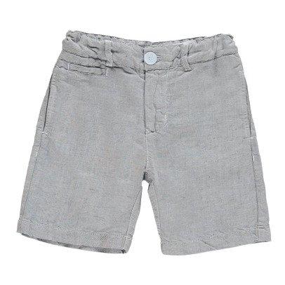 Etiket Bermuda Coton et Lin Bezo-listing
