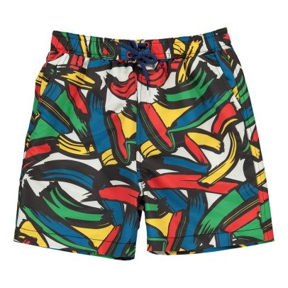 Stella McCartney Kids Taylor Paining Swimshorts-listing