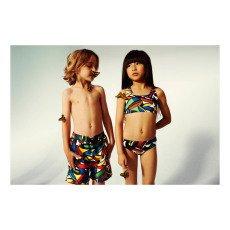 Stella McCartney Kids Short de Bain Peinture Taylor-listing