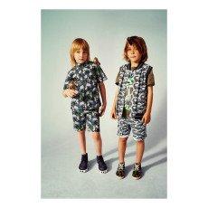 Stella McCartney Kids Bermuda-Shorts Palmen Lucas -listing