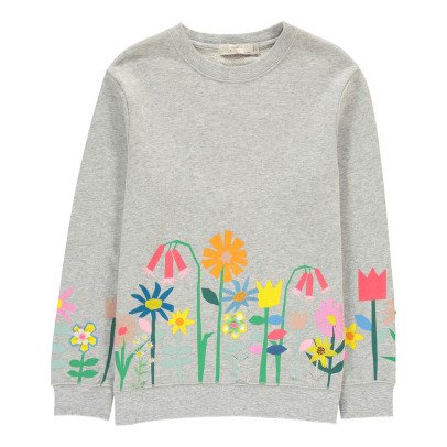 Stella McCartney Kids Betty Floral Sweatshirt-listing