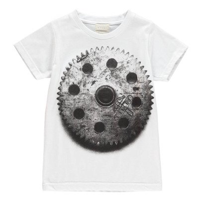 Etiket T-Shirt Engrenage Tobe-listing
