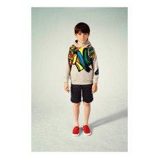Stella McCartney Kids Suéter Capucha Pintura Heath-listing
