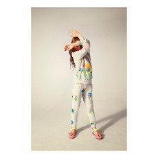 Stella McCartney Kids Zoey Flower Jogging Bottoms-listing